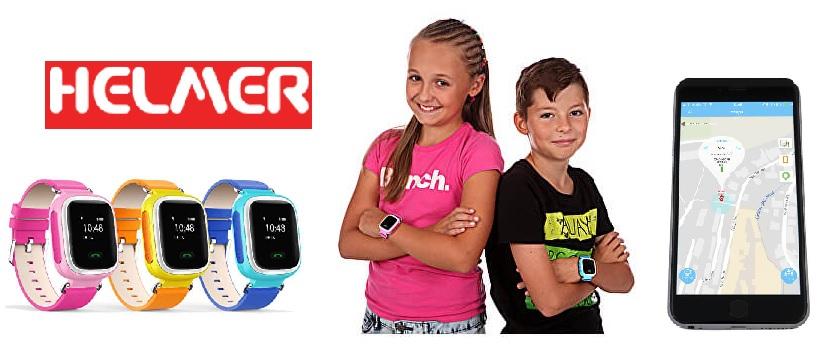 Chytré hodinky pro kluky
